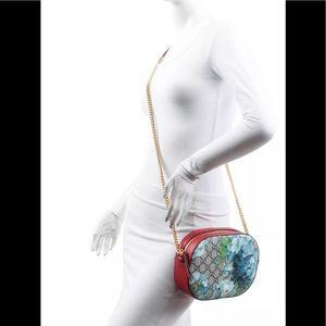 Authentic Gucci Supreme Monogram Crossbody Bag